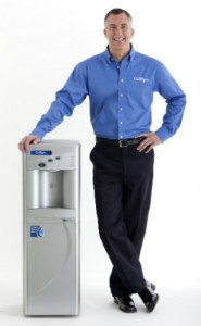 Culligan Bottle-Free Water Coolers Sandwich